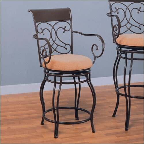"Wildon Home ® Belknap Springs 24"" Bar Stool"