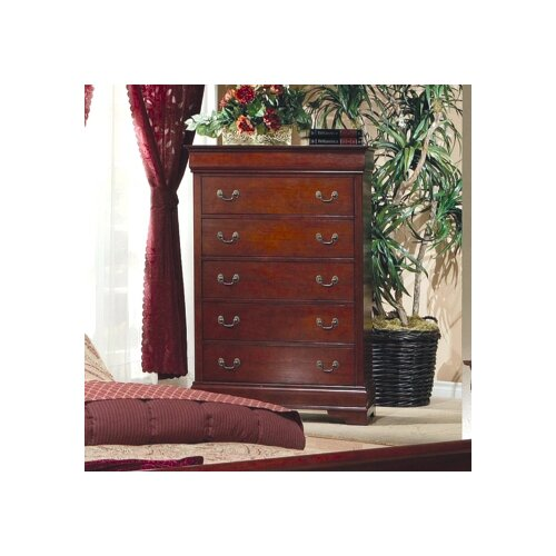 Wildon Home ® Strasburg 5 Drawer Chest