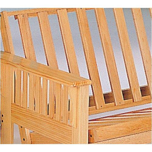 Wildon Home ® Corvallis Trimline Full Size Futon Frame