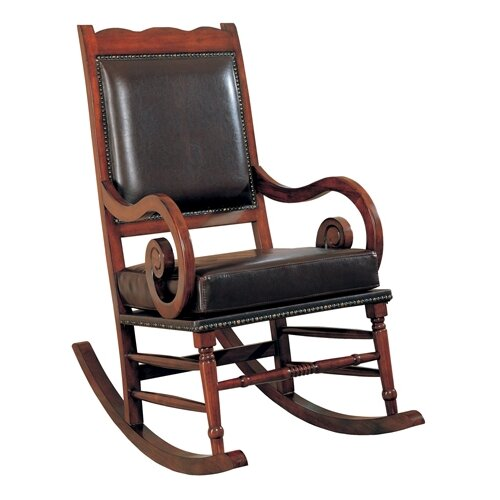 Wildon Home ® Gold Hill Rocking Chair