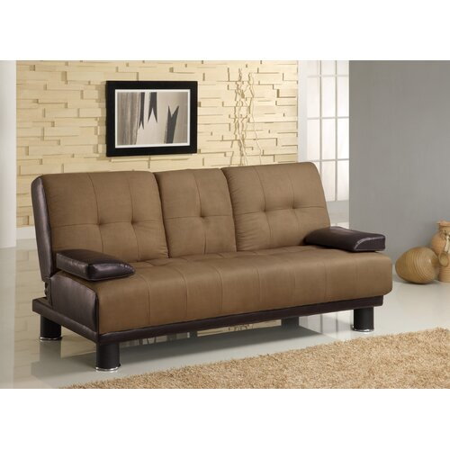 Wildon Home ® Turret Convertible Sofa