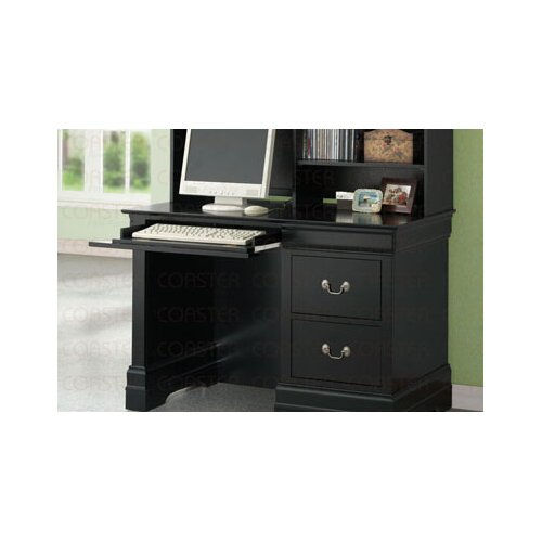 Wildon Home ® Fountain Hills Computer Desk