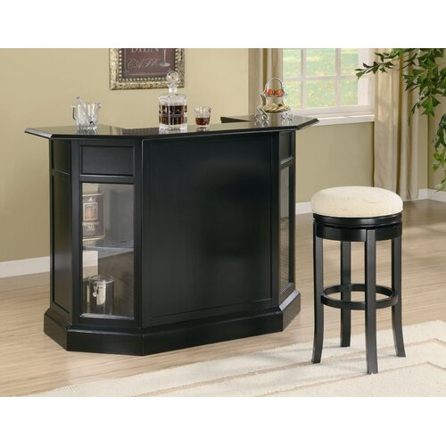 Wildon Home ® Deblois Home Bar