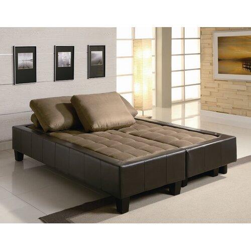 Wildon Home New Portland Sleeper Sofa Reviews Wayfair