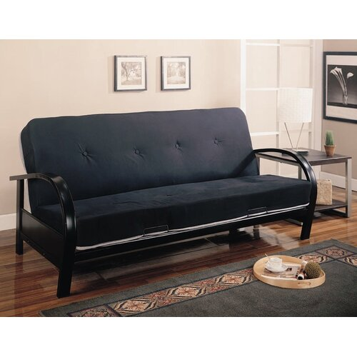 Wildon Home ® New Portland Futon Frame