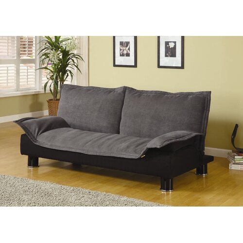 Wildon Home ® Tarryall Plush Convertible Sofa