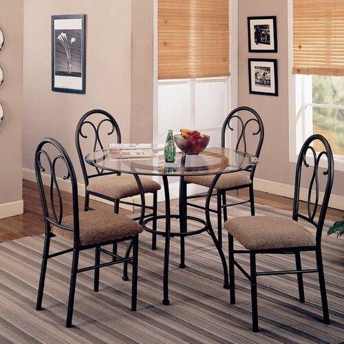 Wildon Home ® Winterport 5 Piece Dining Set