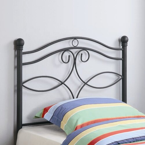 Wildon Home ® Bowdoin Twin Metal Headboard