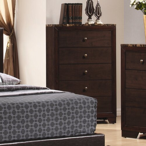 Wildon Home ® Annetta South 5 Drawer Chest