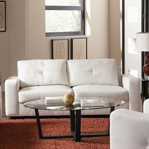 Wildon Home ® Boyd Leather Sofa