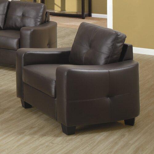 Wildon Home ® Oakwood Armchair