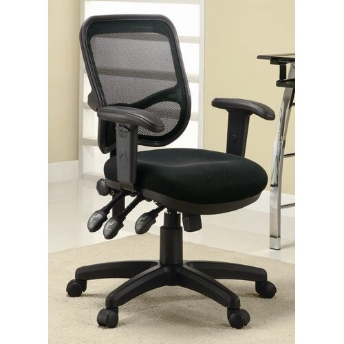 Wildon Home ® Contemporary Mid-Back Mesh Office Task Chair
