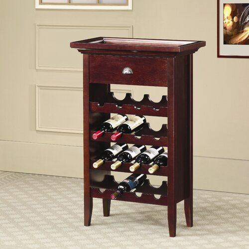 Wildon Home ® Provincetown 16 Bottle Wine Rack