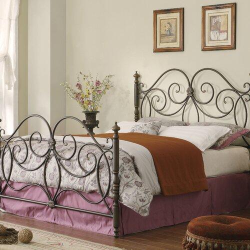 Wildon Home ® Sconset Metal Bed