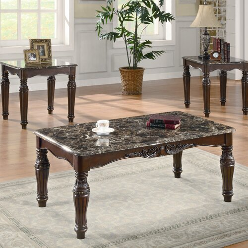 Wildon Home ® Jugo 3 Piece Coffee Table Set