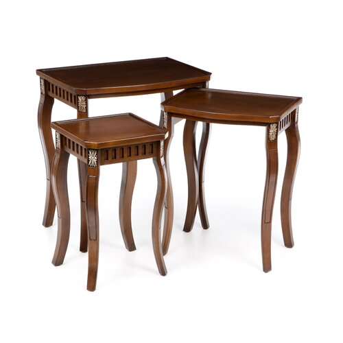 Wildon Home ® Fielding 3 Piece Nesting Tables