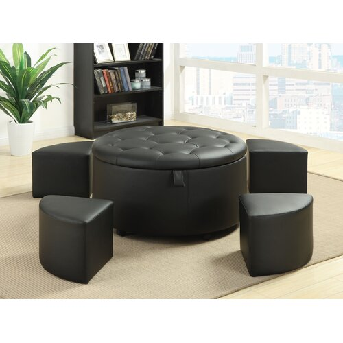 Wildon Home ® Chelsea Storage Ottoman