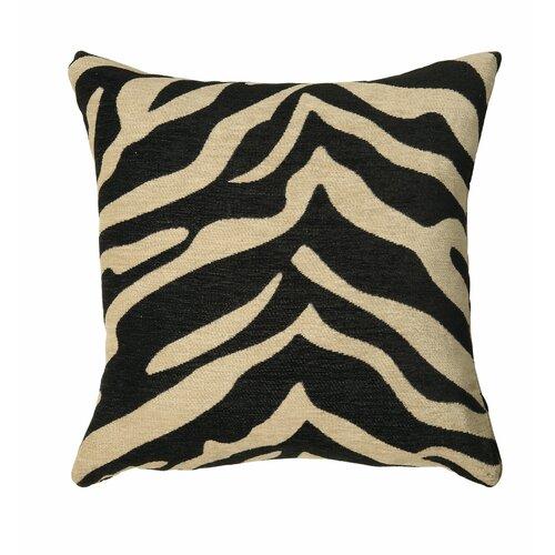 Wildon Home ® Zebra Stripe Accent Pillow