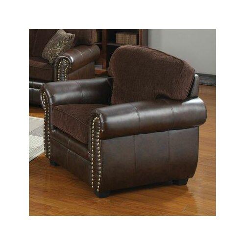 Milan Chenille Arm Chair
