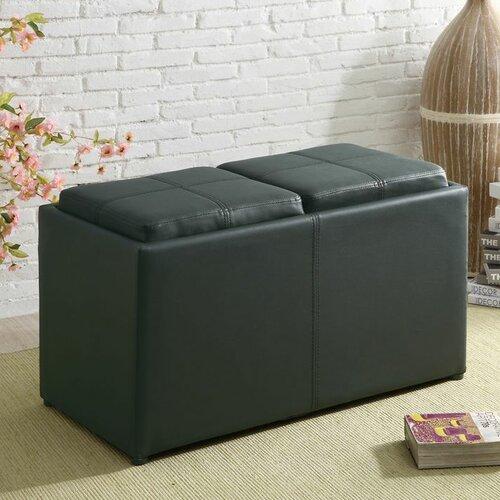 Wildon Home ® Storage Ottoman