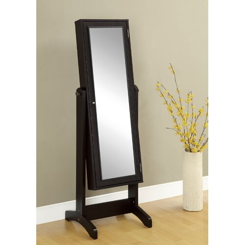 Wildon Home ® Jewelry Cheval Mirror