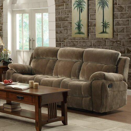 Wildon Home ® Victor Motion Reclining Sofa