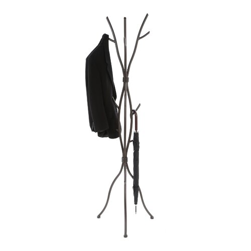 Wildon Home ® Crystal Lake Coat Rack