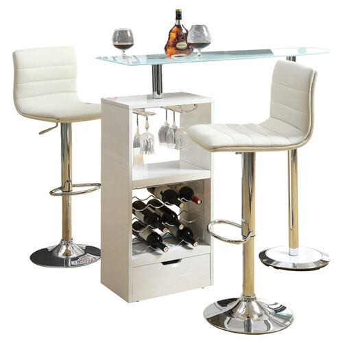 Wildon Home ® Pub Table