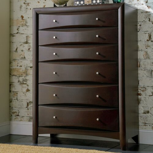 Wildon Home ® Applewood 6 Drawer Chest