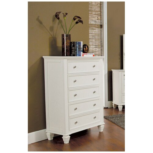 Wildon Home ® Glenmore 5 Drawer Chest