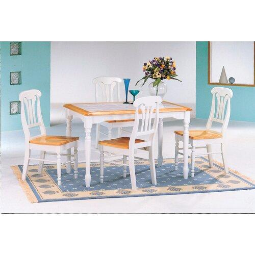 Wildon Home ® Morrison Slat Back Side Chair