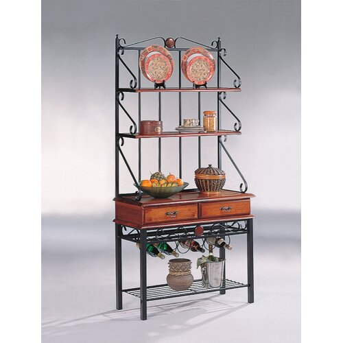 Wildon Home ® Ferdonia Storage Baker's Rack