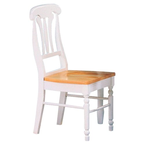 Wildon Home ® Morrison Slat Back Side Chair