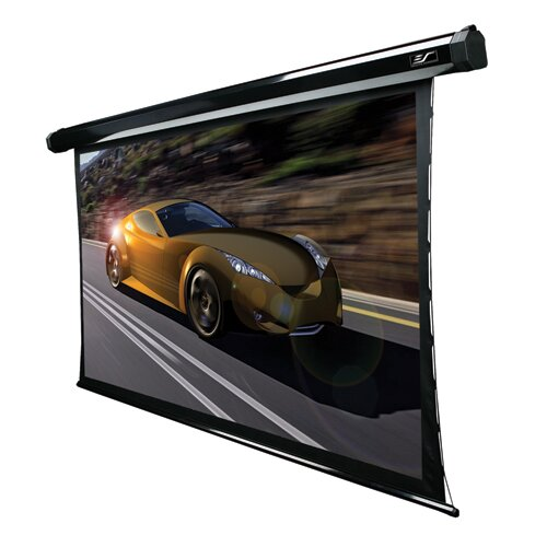 Elite Screens CineTension2 Rear Electric Projection Screen