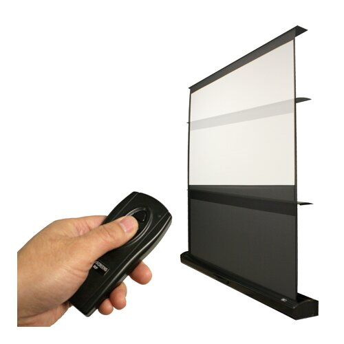 Elite Screens Kestrel Matte White Electric Projection Screen