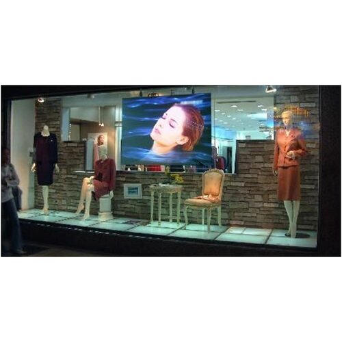 "Elite Screens Rear Projection 59"" x 394""  Projection Screen"
