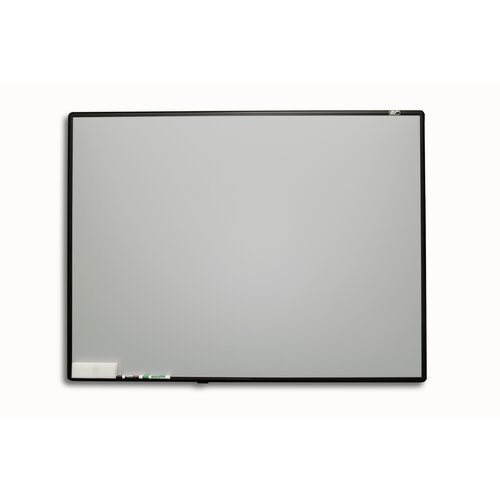 "Elite Screens StarBright 4 Series White Board and Projection Screen - 4:3 Format 96"" Diagonal"