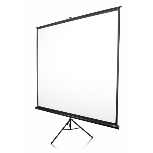 "Elite Screens Tripod Series Maxwhite 50"" Diagonal Manual Projection Screen"