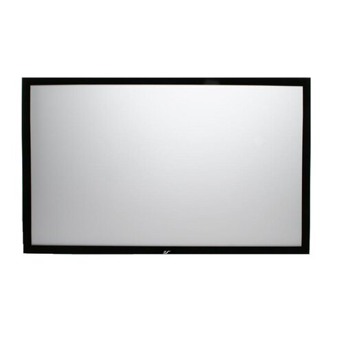 Elite Screens Sable Frame Fixed Frame Projection Screen