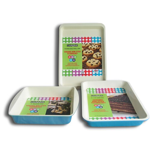 3 Piece Bake Set