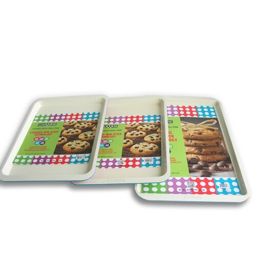 3 Piece Cookie Sheet Set