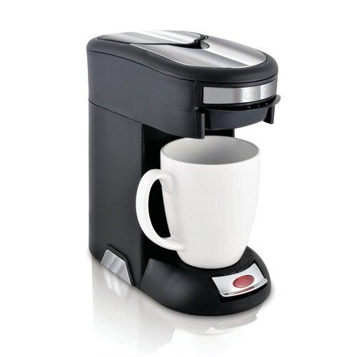 Signature Single Serve Coffee Maker