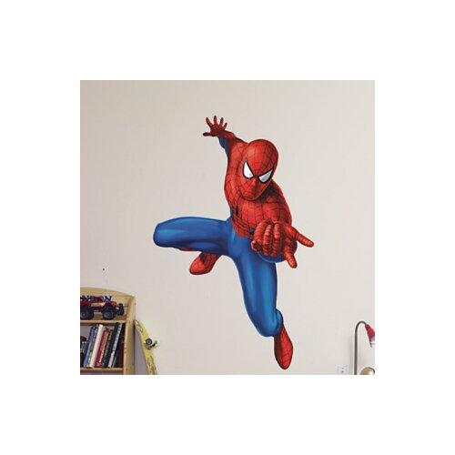 Spider-Man Webslinger Wall Decal