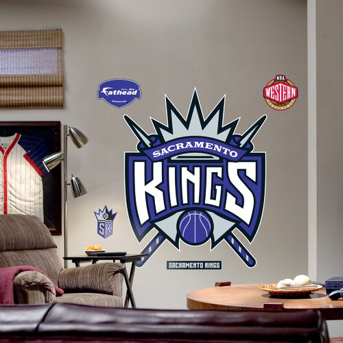 Fathead NBA Logo Wall Decal