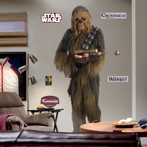 Chewbacca Wall Decal
