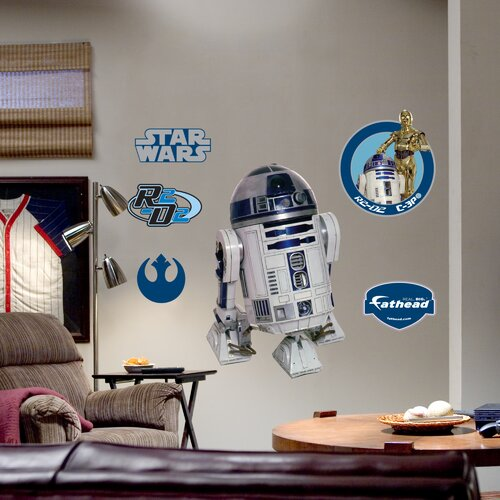 R2-D2 Wall Decal