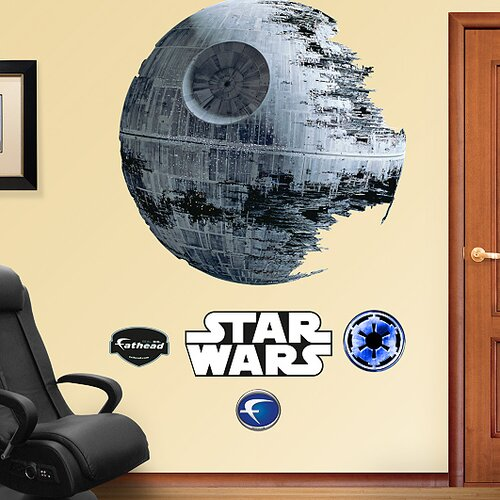 Fathead Death Star Wall Decal