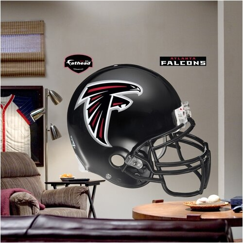 Fathead NFL Helmet Wall Decal