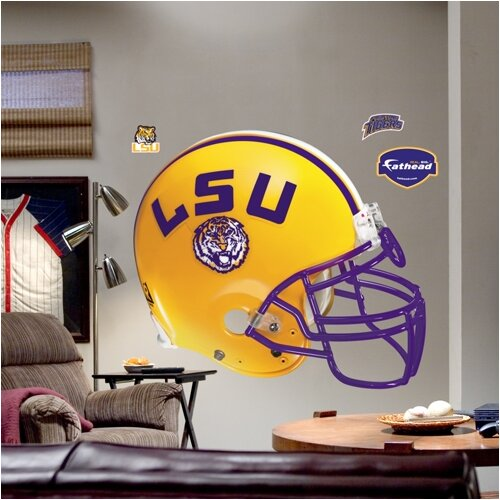 Fathead College Teams NCAA Helmet Wall Decal