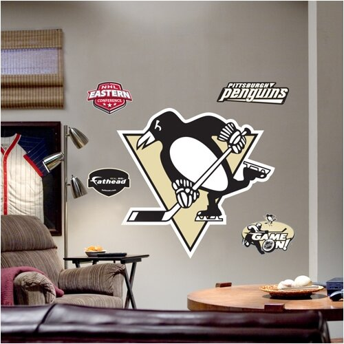 Fathead NHL Logo Wall Decal